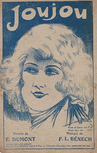 F.L. Benech | E. Dumont | Joujou | Chanson