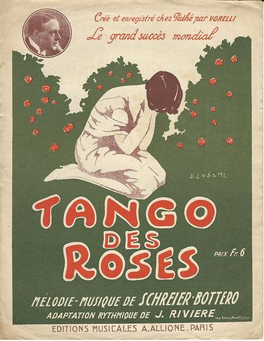 Bottero | Vorelli | Tango des Roses | Piano | Vocals