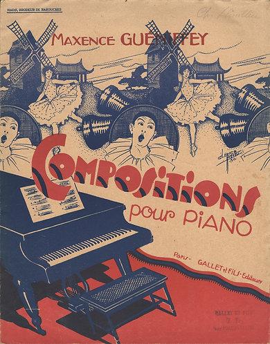 Maxence Gueniffey | Hadji, Brodeur de babouches | Piano