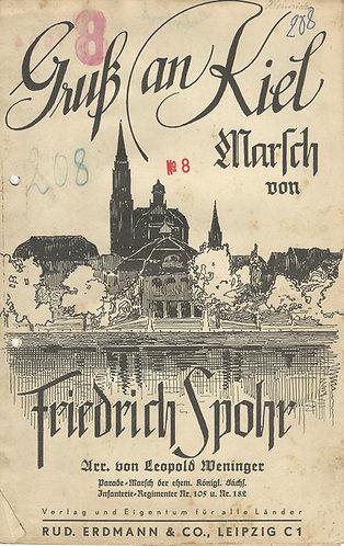 Friedrich Spohr | Gruss an Kiel | Orchestra
