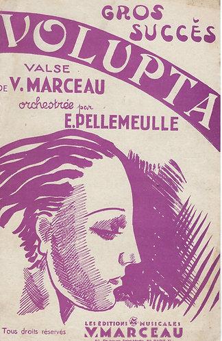 V. Marceau   E. Pellemeulle   Volupta   Piano   Accordion