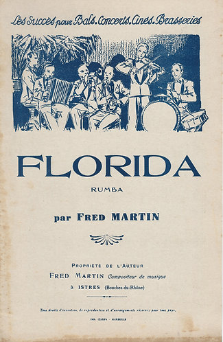 Fred Martin | Florida | Accordion | Violin