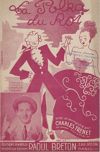Charles Trenet | La Polka du Roi | Chanson