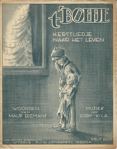 Eddy Kila   Het Boefje   Piano   Vocals