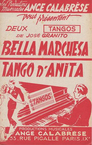 Jose Granito | Tango d'Anita | Piano