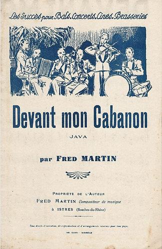 Fred Martin | Devant Mon Cabanon | Accordeon