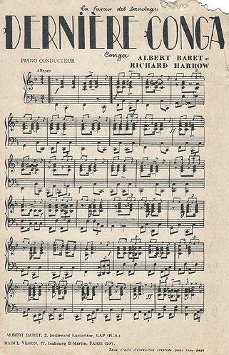 Albert Baret | Richard Harrow | Derniere Conga | Orchestra