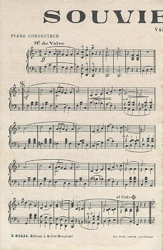 M. Rigal | Souviens Toi | Orchestra