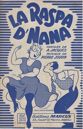 Pierre Jouvain | A. Jacques | La Raspa d'Nana | Combo