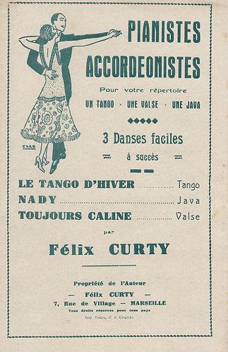 Felix Curty | Guitte | Accordion | Violin