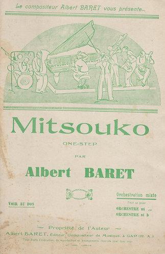 Albert Baret | Mitsouko | Accordeon | Violon