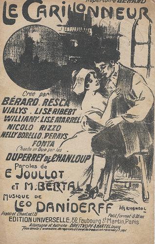 Leo Daniderff   Le Carillonneur   Chanson
