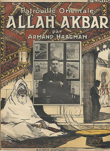 Armand Haagman   Allah Akbar   Piano
