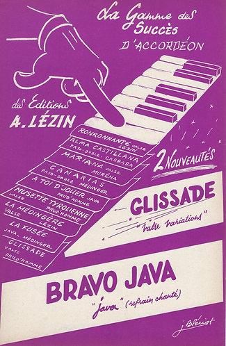 Emile Prud'Homme | Bravo Java | Accordeon | Vocals