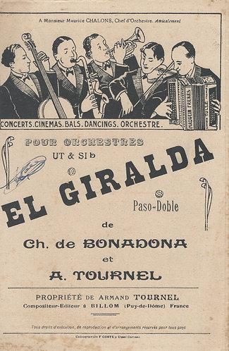 Armand Tournel | Ch. de Bonadona | El Giralda | Orchestra