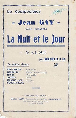 Jean Gay | La nuit et le jour | Orchestra