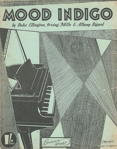 Duke Ellington | Mood Indigo | Piano | Vocals