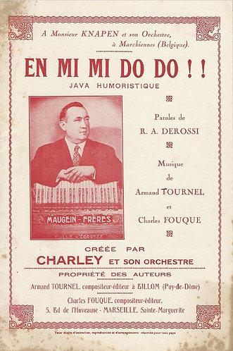 Armand Tournel | En Mi Mi Do Do ! | Piano