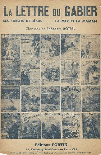 Theodore Botrel | Les Briseurs de Calvaires | Poem