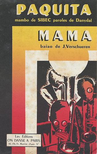 J. Verschueren | Mama | Orchestra