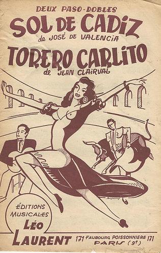Jean Clairval   Torero Carlito   Combo