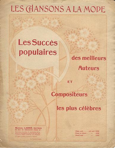 Edouard Mathe | Cueillons les roses | Piano | Vocals