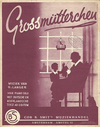 Gustav Langer | Grossmutterchen | Piano | Vocals