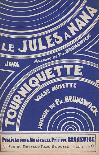 Philippe Brunswick | Le Julus a Nana | Violin | Accordion