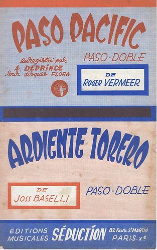 Joss Baselli | Ardiente Torero | Piano