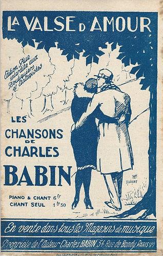 Charles Babin | La Valse d'Amour  | Piano