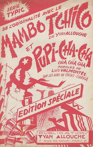 Yvan Allouche | R. Suelto | Pupi Cha Cha | Piano | Vocals