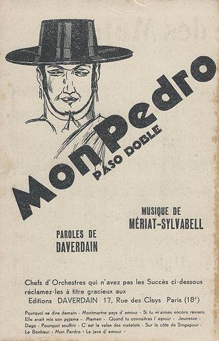 Meriat | Sylvabell | Mon Pedro | Accordion | Vocals