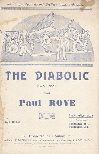 Paul Rove |The Diabolic | Piano