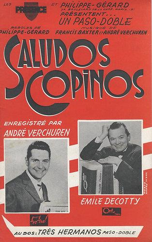 Francis Baxter | Andre Verchuren | Saludos Copinos | Orchestra