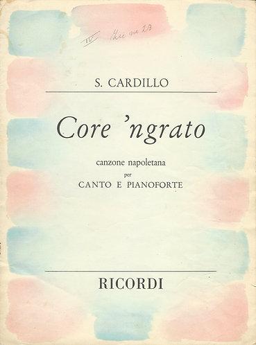 Salvatore Cardillo | Core 'ngrato | Piano | Vocals