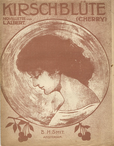 L. Albert | Kirschblute | Cherry | Piano
