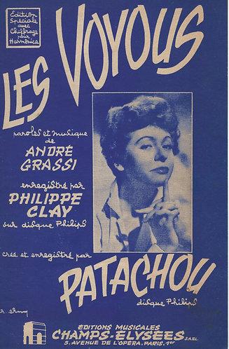 Patachou | Andre Grassi | Les Voyous | Chanson