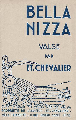 Et. Chevalier | Bella Nizza | Piano