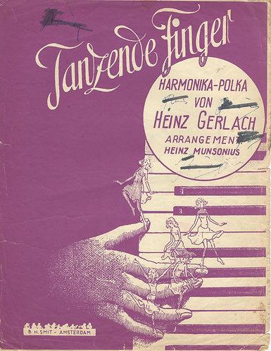 Heinz Gerlach | Tanzende Finger | Accordion