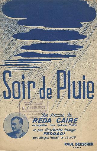 Reda Caire | Alstone | Soir de Pluie | Vocals