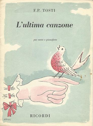 Francesco Paolo Tosti | L'ultima canzone | Piano | Vocals