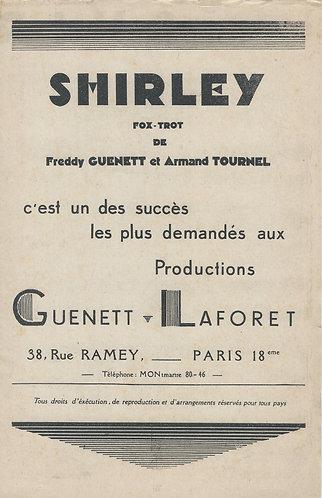 Armand Tournel | Shirley | Piano