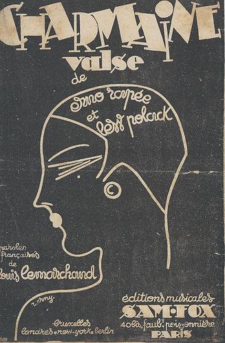 Erno Rapee | Lew Pollack | Charmaine | Chanson