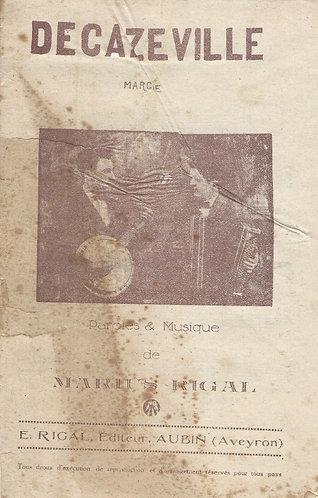 Marius Rigal | Decazeville | Orchestra