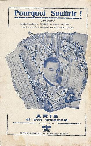 Meriat | Aris | Pourquoi Souffrir! | Orchestra