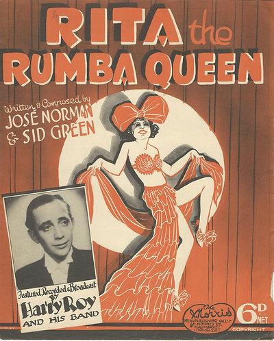 Harry Roy | Jose Norman | Sid Green | Rita the Rumba Queen | Piano