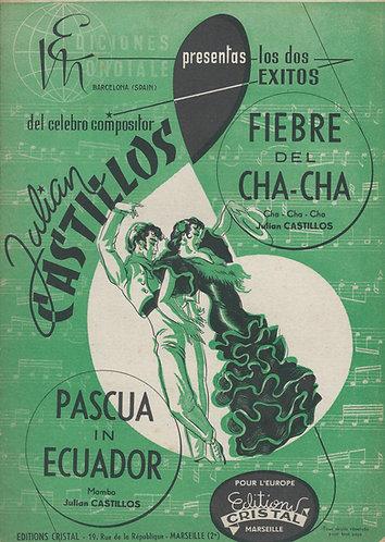 Julian Castillos |  Fiebre del Cha Cha | Accordion