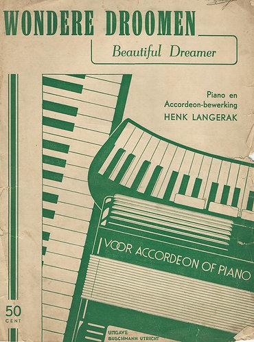 Bing Crosby | Stephen Foster | Beautiful Dreamer | Accordion | Vocals