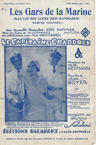 W.R. Heymann | Les Gars de la Marine | Chanson