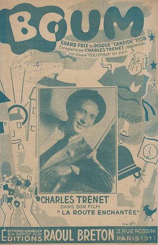 Charles Trenet | Boum | Chanson
